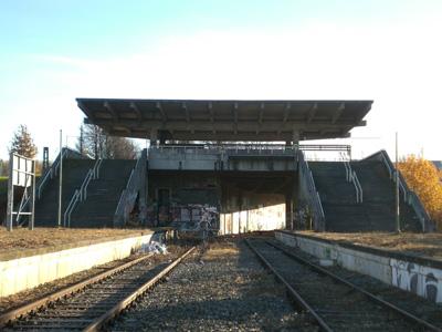 S-Bahnhof Olympiastadion