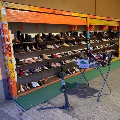 Schuhgeschäft, Zürich