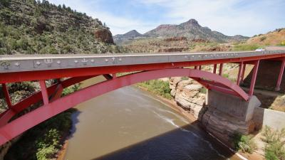 Salt River bridge