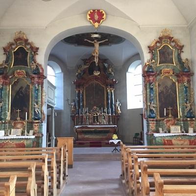 St Georg, CH-Zuzgen / AG