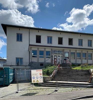 (ehemaliges) SRF Studio Basel