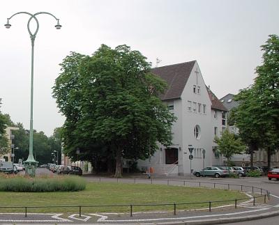 Viktoriastrasse 1-3  1.Juni 2007