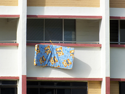 Block 770 - Yishun Avenue - Singapore - 19 July 2011 - 9:44