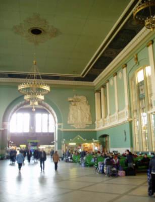 Kiewer Bahnhof