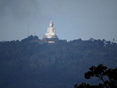 Big Buddha - Phuket - 12 October 2013 - 7:40