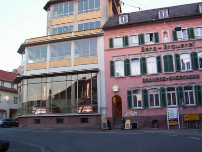 Brauerei - Leimener Bergbräu