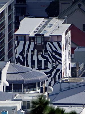 Tory Street x Holland Street - Wellington - New Zealand - 26 April 2014 - 13:02
