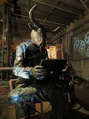 Steampunk HQ - Oamaru - New Zealand - 8 October 2015 - 15:45