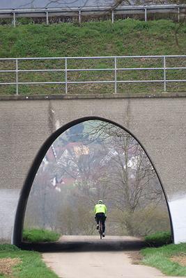 A5 - Freiburg-Tiengen-Schallstadt - 4 April 2016 - 18:36
