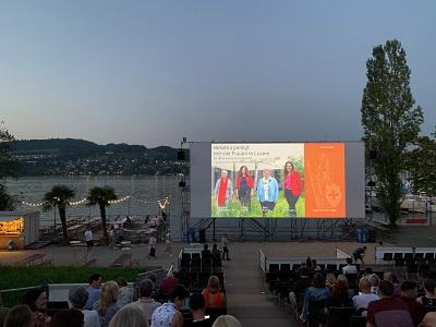 Sommer Open Air Kino 2021
