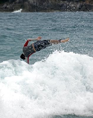 Kata Beach - Phuket - Thailand - 23 August 2013 - 12:10