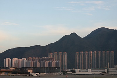 from International Airport - Hong Kong - 4 October 2016 - 17:43