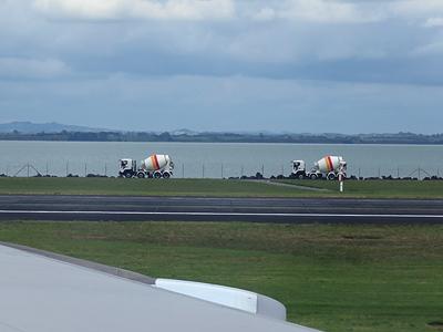 Auckland International Airport - New Zealand - 20 September 2016 - 13:43