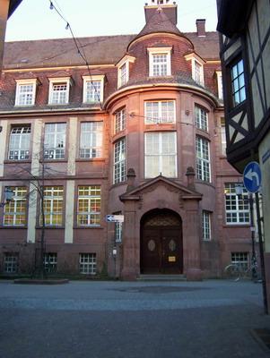 Grund-und Hauptschule Leimen