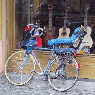 Kaiser-Joseph-Strasse - Freiburg - 14 July 2015 - 18:34