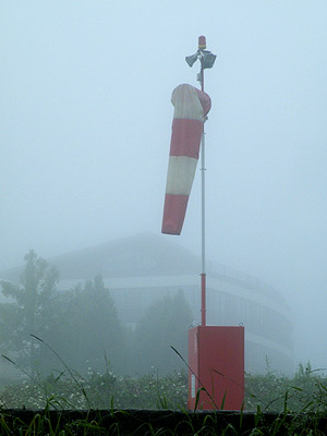 Hubschrauberlandeplatz - InterContinental Berchtesgaden Resort - Germany - 20090624 - 11:30