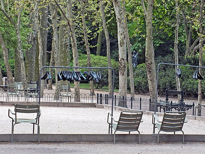 Jardin du Luxembourg - Paris - 15 April 2012 - 10:30