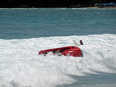 Kata Beach - Phuket - 25 August 2013 - 13:39