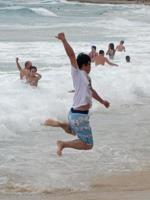 Kata Beach - Phuket - Thailand - 22 August 2013 - 10:33