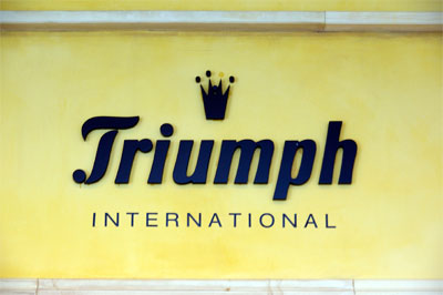 Triumph!