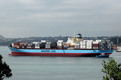 Waitemata Harbour - Auckland - New Zealand - 3 April 2014 - 10:27