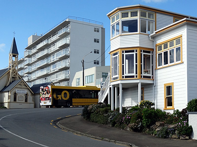 Maida Vale Road - Roseneath - Wellington - 26 April 2014 - 12:37