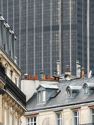 Montparnasse - Paris - 15 April 2012 - 18:57