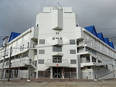 Muay Thai Boxing Stadium - Bang Yai - Saphan Hin - Phuket - 13 October 2013 - 7:54