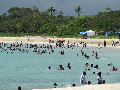 Natadola Beach - Fiji Islands - 27 December 2010 - 15:00