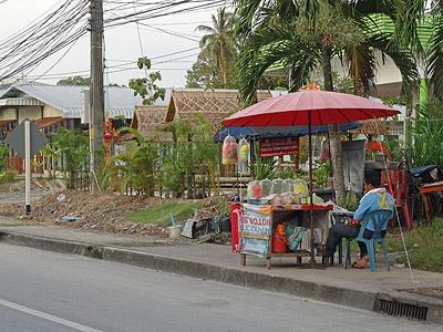 Thanon Srisoonthorn - Cherng Talay - Thalang - Phuket - 30 October 2013 - 17:45