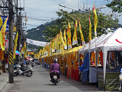 Phuket Road - Saphan Hin - Phuket - Thailand - 12 October 2013 - 16:43