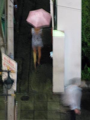 Thanon Naradhiwas Rajanagaindra - Chong Nonsi BTS station - Bang Rak - Bangkok - 30 August 2012 - 19:26