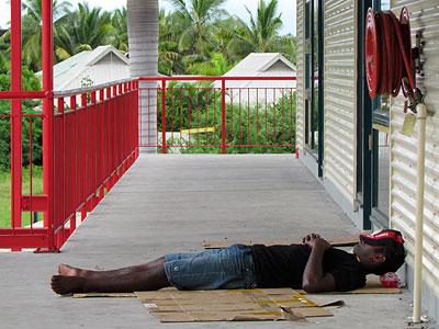 Port Denarau - Nadi - Fiji Islands - 13 February 2011 - 16:56