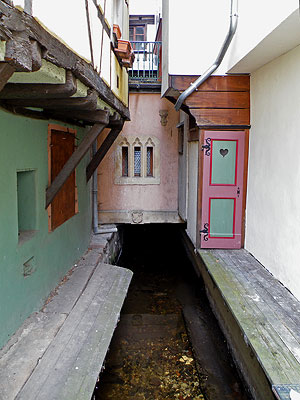 Rue Saint-Nicolas - Colmar - France - 20090629 - 15:50