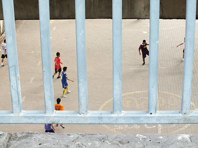 Saphan Taksin Bridge - Charoen Nakhon Soi 15 A - Khlong San - Bangkok - 12 January 2012 - 16:34