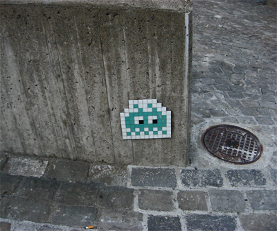spaceinvader!