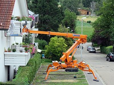 Rebstockweg - Freiburg-Tiengen - 11 July 2017 - 13:08