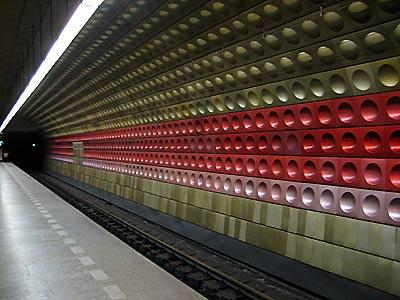 metro staromestka