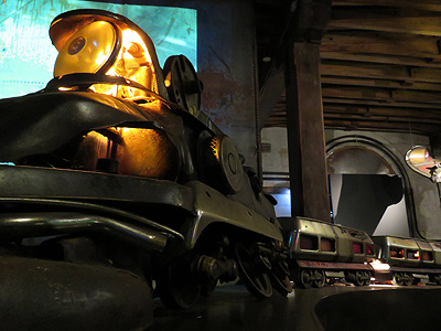 Steampunk HQ - Oamaru - New Zealand - 8 October 2015 - 15:48