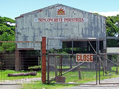 Sunconcrete - Nadi - Fiji Islands - 11 February 2011 - 14:48