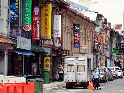 Syed Alwi Road - Little India - Singapore - 10 July 2014 - 15:12