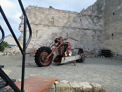 Steampunk HQ - Oamaru - New Zealand - 8 October 2015 - 16:01