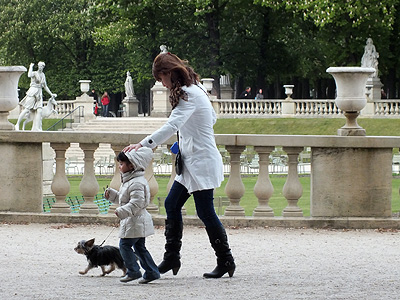 Jardin Luxembourg - Paris - 15 April 2012 - 18:51