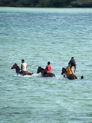 Natadola Beach - Sigatoka - Viti Levu - Fiji Islands - 16 December 2009 - 18:37