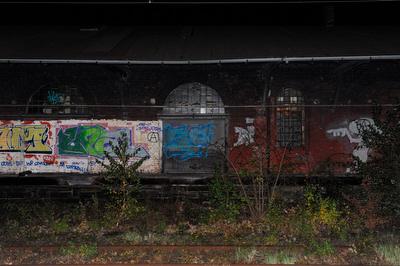 Werl, Bahnhof