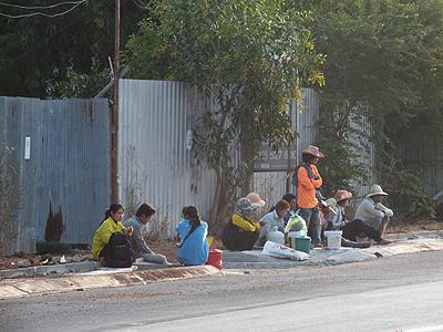 Thanon Khaotao - Hua Hin - Thailand - 27 December 2011 - 7:37