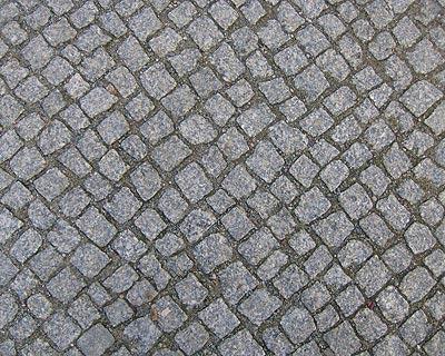 Kopfsteinpflaster klein