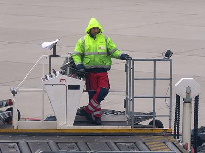 Airport Zurich - Switzerland - 17 April 2016 - 11:38
