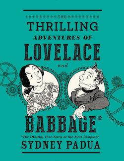 Quelle: C:\fakepath\SydneyPadua_Lovelace and Babbage.jpg