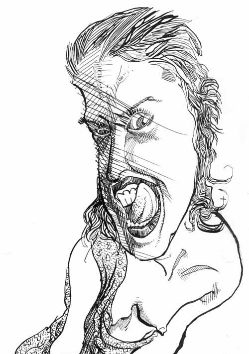 Archetyp # 4: Das Grrrl / The Grrrl